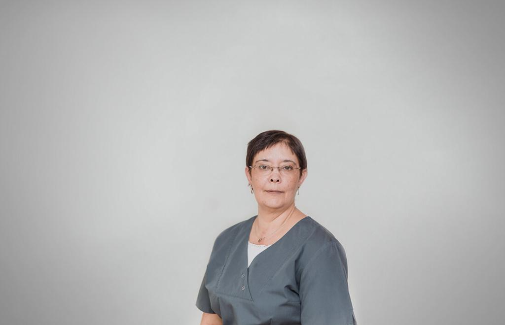 Kieferorthopäde Troisdorf - Pfalzgraf - Team - Frau Könsgen